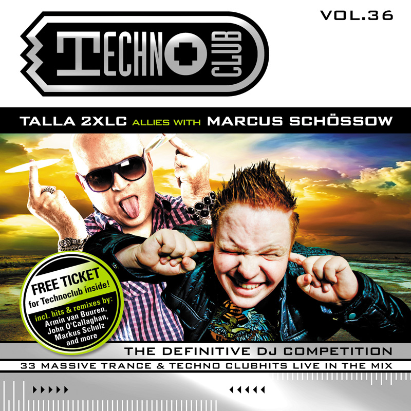 Techno Club Vol. 36