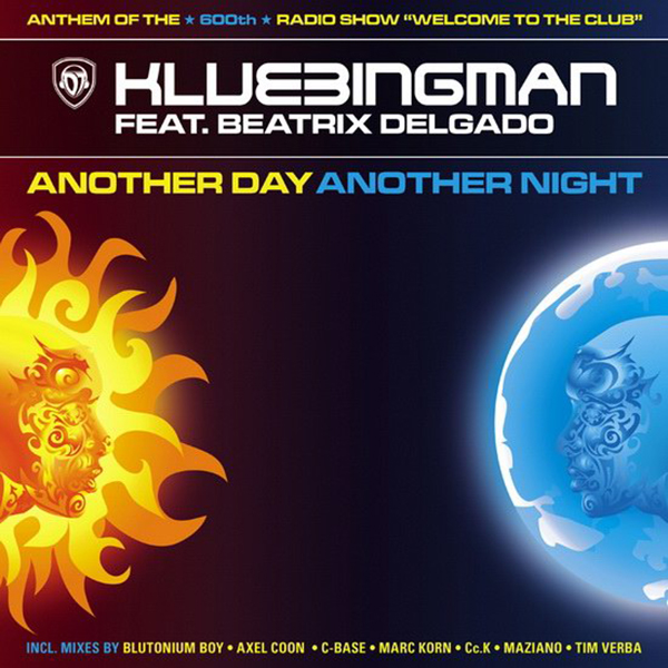 DJ Klubbingman - Another Day Another Night