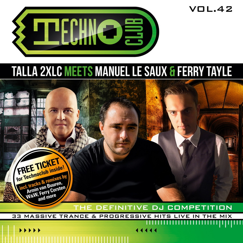 Techno Club Vol. 42