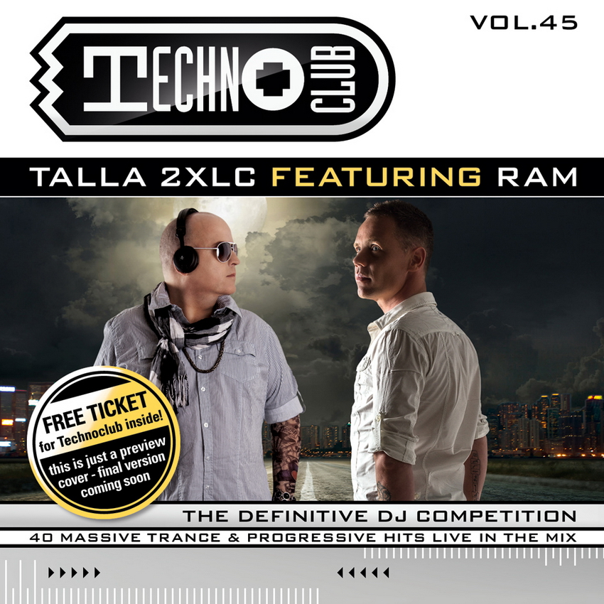 Techno Club Vol. 45
